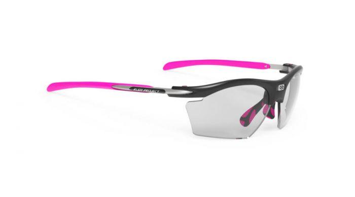 RUDY PROJECT RYDON SLIM BLACK-PINK/IMPACTX2 PHOTOCHROMIC BLACK szemüveg
