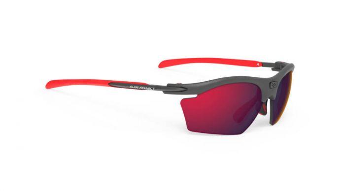 RUDY PROJECT RYDON SLIM GRAPHITE/POLAR 3FX HDR MULTILASER RED szemüveg