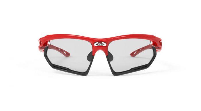 RUDY PROJECT FOTONYK FIRE RED-BLACK BUMPERS/IMPACTX2 PHOTOCHROMIC BLACK szemüveg