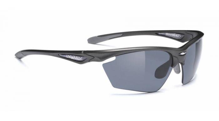 RUDY PROJECT STRATOFLY BLACK ANTHRACITE/SMOKE szemüveg