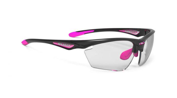 RUDY PROJECT STRATOFLY BLACK-FUXIA/IMPACTX2 PHOTOCHROMIC BLACK szemüveg