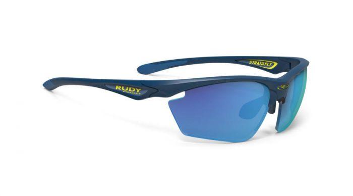 RUDY PROJECT STRATOFLY BLUE NAVY/MULTILASER BLUE szemüveg