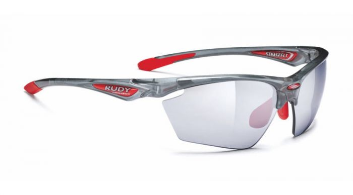 RUDY PROJECT STRATOFLY MIRROR GUN/LASER BLACK szemüveg
