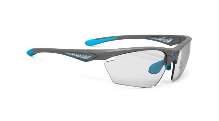 RUDY PROJECT STRATOFLY PYOMBO/IMPACTX2 PHOTOCHROMIC BLACK szemüveg