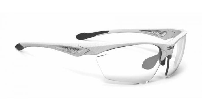 RUDY PROJECT STRATOFLY WHITE CARBONIUM/PHOTOCLEAR szemüveg