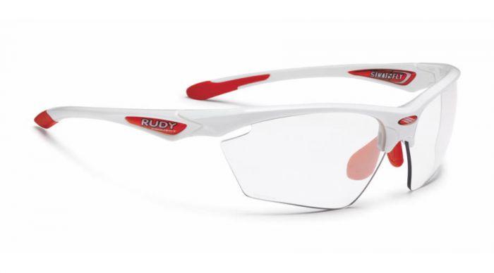RUDY PROJECT STRATOFLY WHITE/PHOTOCLEAR szemüveg