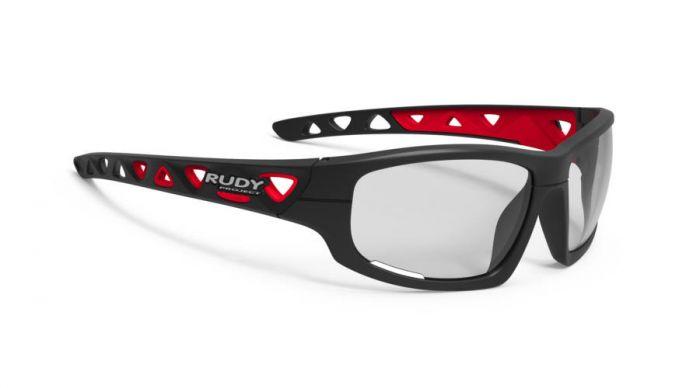 RUDY PROJECTAIRGRIP BLACK/IMPACTX2 PHOTOCHROMIC BLACK szemüveg