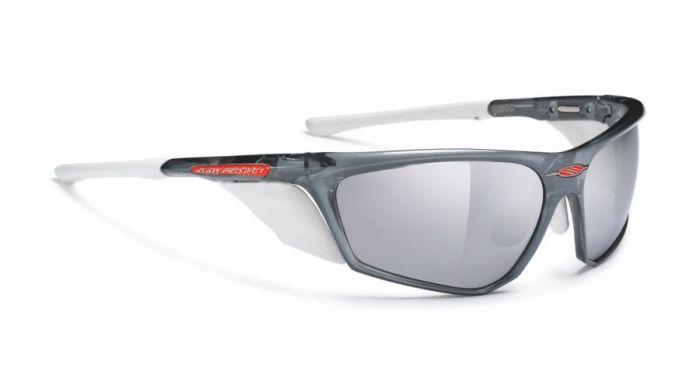 RUDY PROJECTZYON MIRROR GUN/LASER BLACK szemüveg