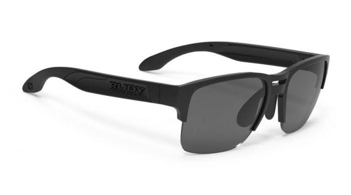 RUDY PROJECT SPINAIR 58 BLACK/SMOKE BLACK szemüveg