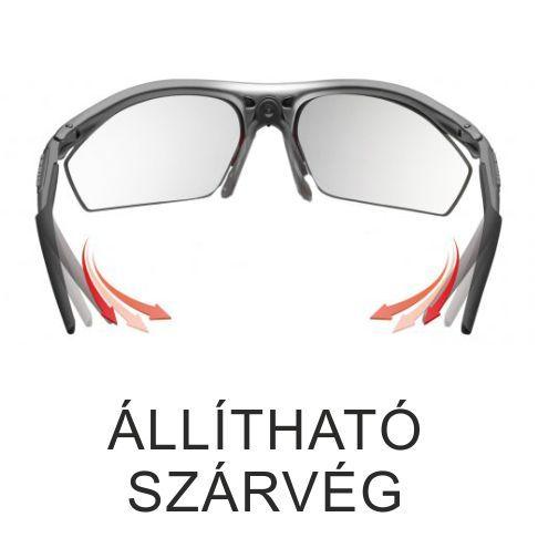 RUDY PROJECT SPINAIR 58 CRYSTAL BLUE/MULTILASER BLUE szemüveg